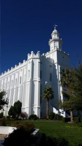 St. George, Utah LDS Temple