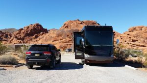 Site 33 At Valley Of Fire State Park