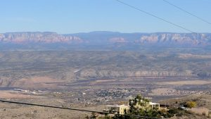 The View From Jerome, AZ
