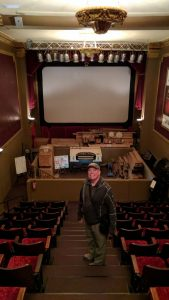 Inside The Liberty Theater In Jerome, AZ