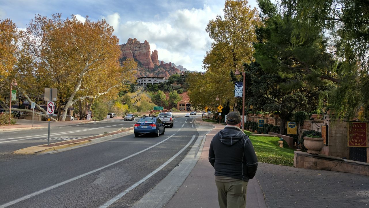 Exploring Sedona And Jerome, Arizona