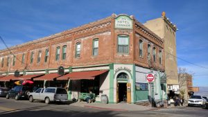 Cool Old Buildings IN Jerome, AZ