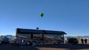 OOBerfest And A Hot Air Balloon!