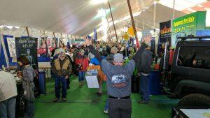 The Main Tent Event In Quartzsite, AZ