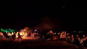 Evening Campfires At OOBerfest 2017