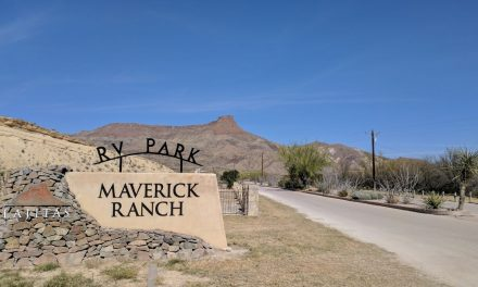 Maverick Ranch RV Park Review In Lajitas, Texas