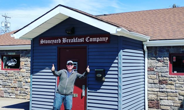Stoneyard Breakfast Company In Brockport, NY