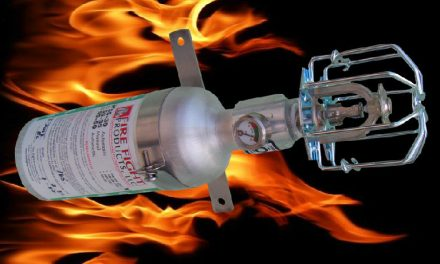 Halon RV Fire Suppression Now Added For Electrical