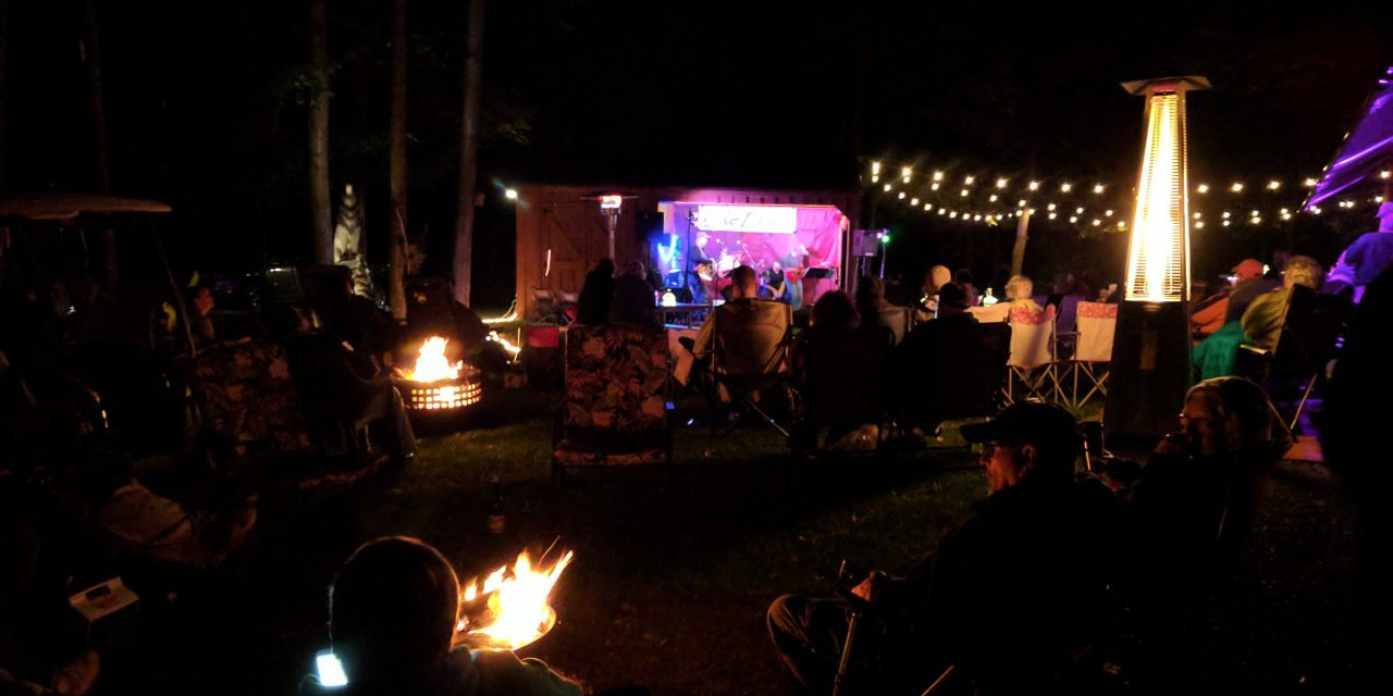 Bott-Lott CampJam With The Band Lake Effect!