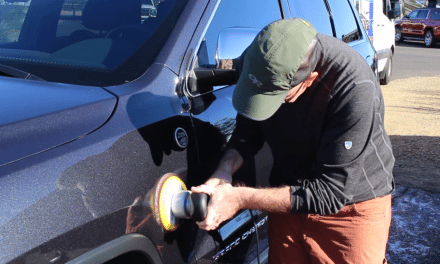 Paint Scratch Removal – The Easy Way!