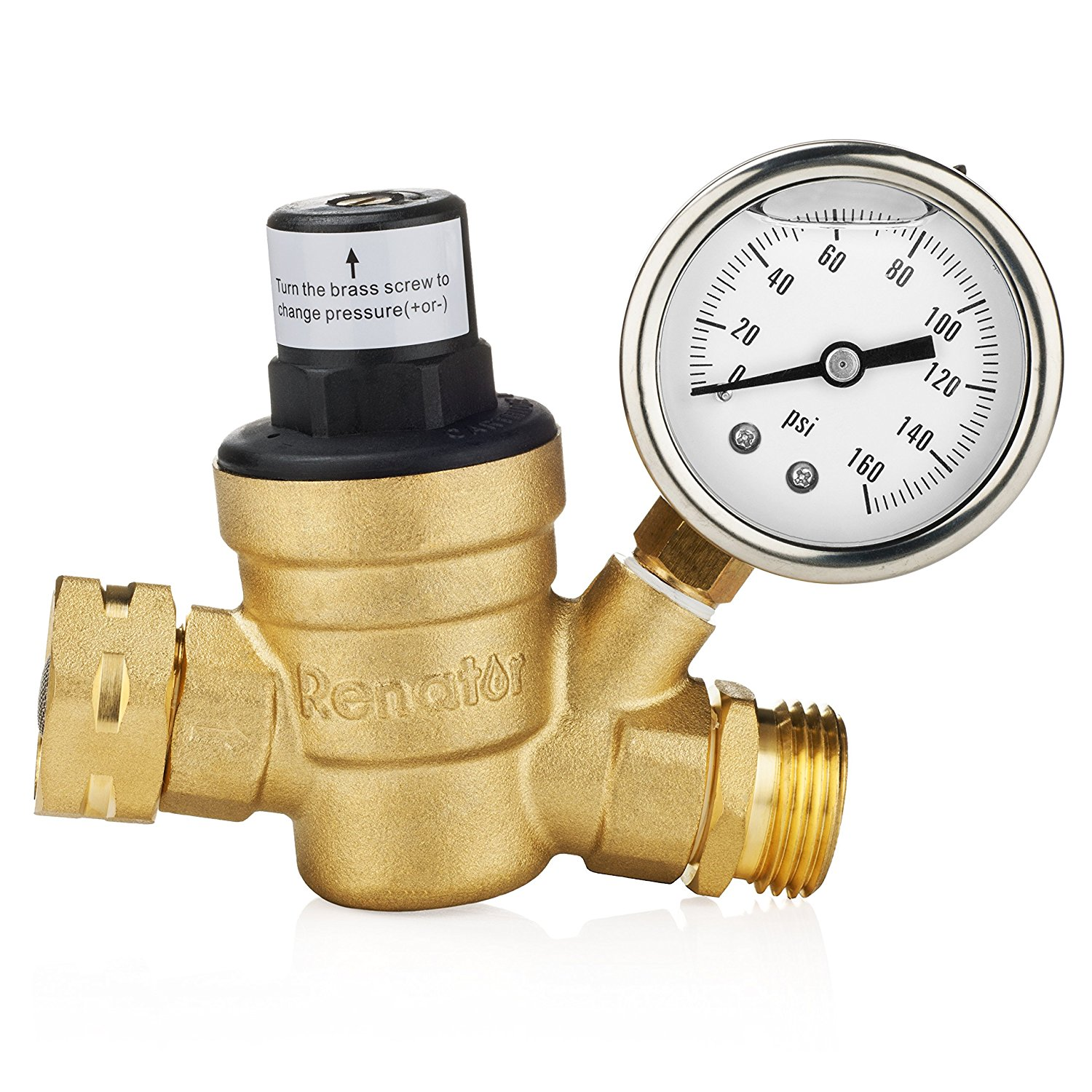 Don\'t Forget Your Pressure Regulator! - Outside Our Bubble