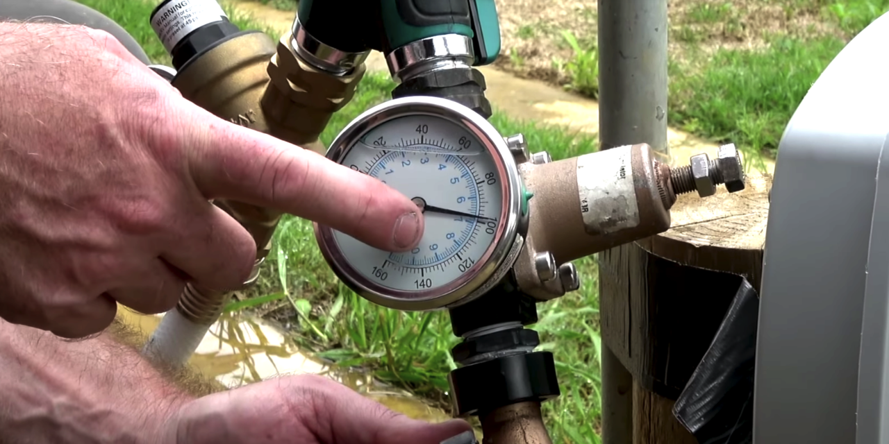 Don't Forget Your Pressure Regulator!