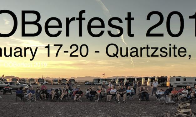 OOBerfest 2019 Dates Now Set!