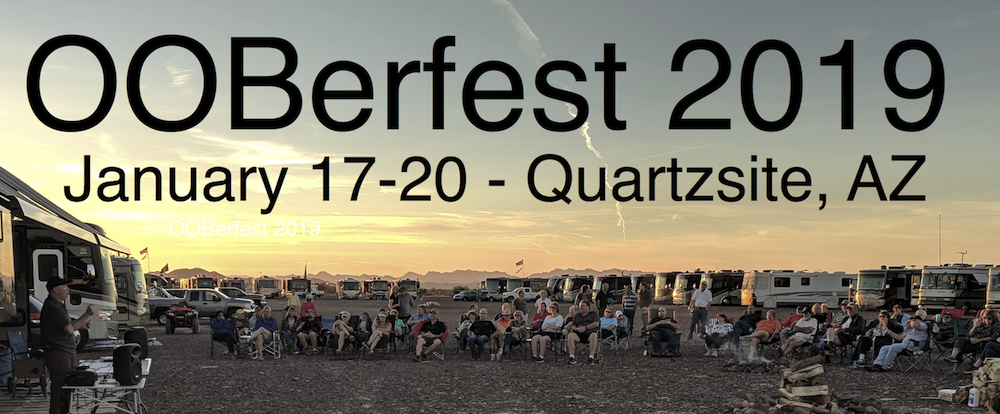 OOBerfest 2019 Dates Now Set!