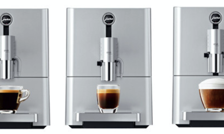 It's a Jura Micro 9 Coffee Machine – Now Stop Asking!