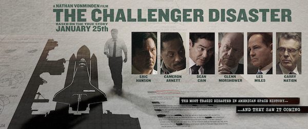 "We Are Proud To Announce…""The Challenger Disaster"" Movie!"