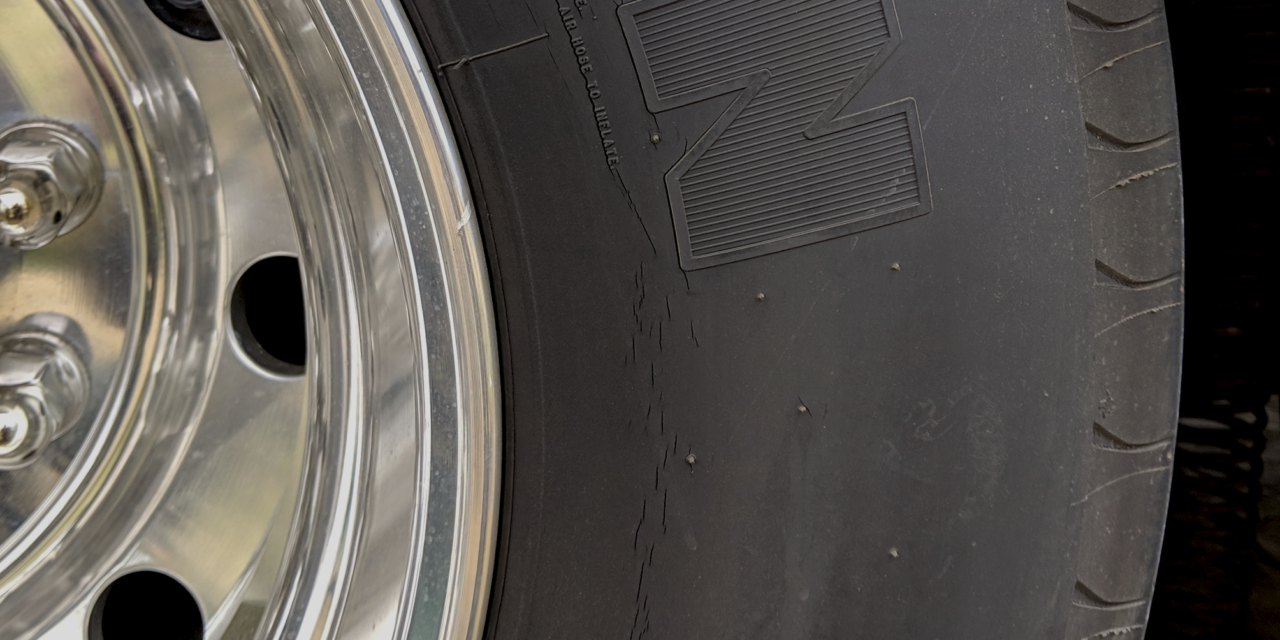RV Tire Covers For UV Protection