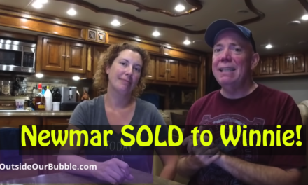 OMG…Newmar Sold to Winnie!