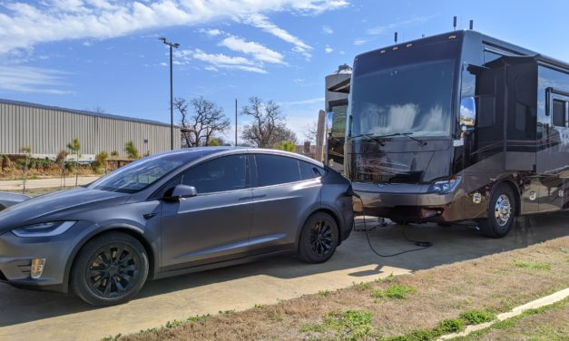 EV4RV – You Can Now Charge an EV With Your Coach or RV!