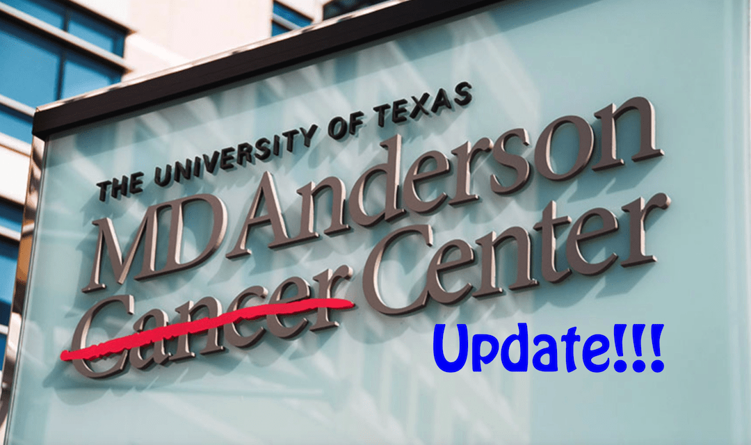 Living on the Road – Prostate Cancer Update