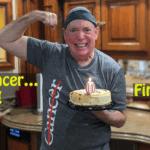 Goodbye Prostate Cancer! (and Houston)
