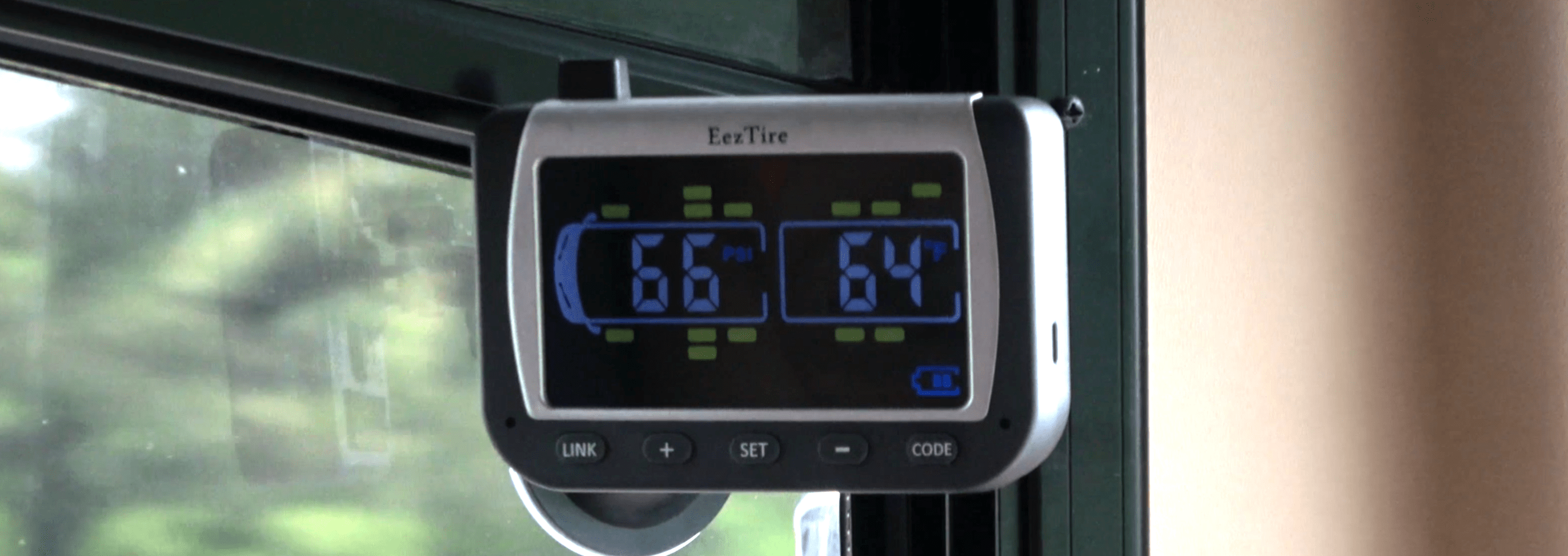 Yes…You Want a Tire Pressure Monitoring System!